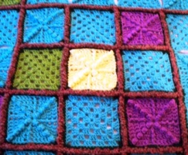 Manjeet - 2012 - Crocheted Acrylic yarn