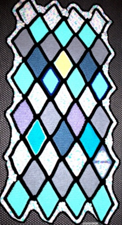 Church's Delight - 2013 - Crocheted Acrylic yarn
