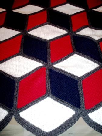 Lassie - 2013 - Crocheted Acrylic yarn