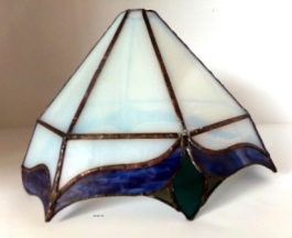 Gord's Light - 1995 - Stained Glass Light